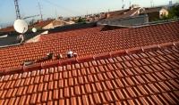 Proyecto reparación de tejado en Madrid