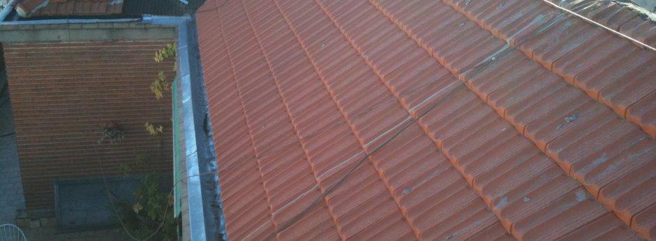 Inspección tecnica de tejados